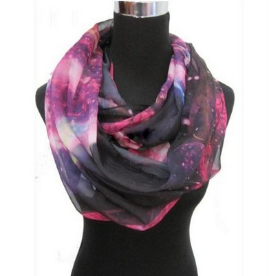 Galaxy infinity scarf · fashion struck · online store powered by storenvy