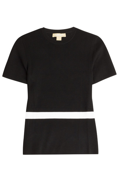 Michael Kors Collection top black