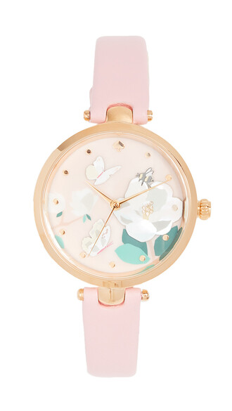 watch floral gold jewels
