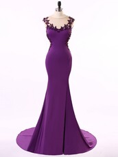 dress,violet,sexy,purple,love,fashion,cute,wow,prom,prom dress,cute dress,dressofgirl,maxi,long,long dress,maxi dress,purple dress,gorgeous,mermaid,bridesmaid,fashionista,sexy dress