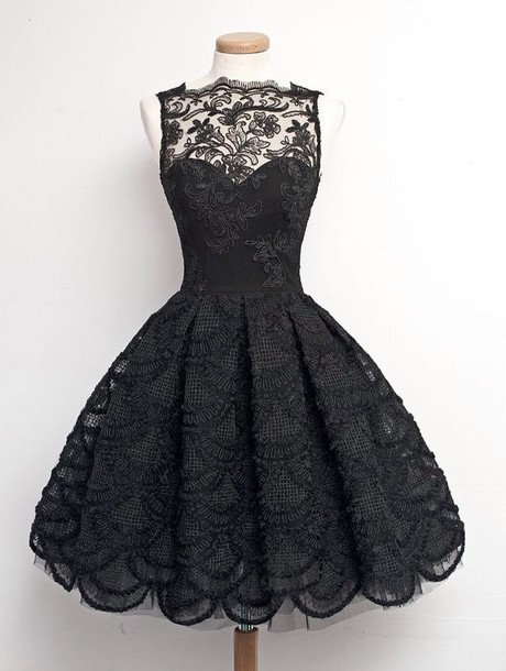 039f5e296d black dress formal shee sheer lace little black dress semi formal formal  dress sweetheart dress sweetheart