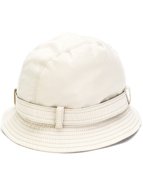 98944f9711d Burberry - trench style bucket hat - women - Cotton Polyester - One Size