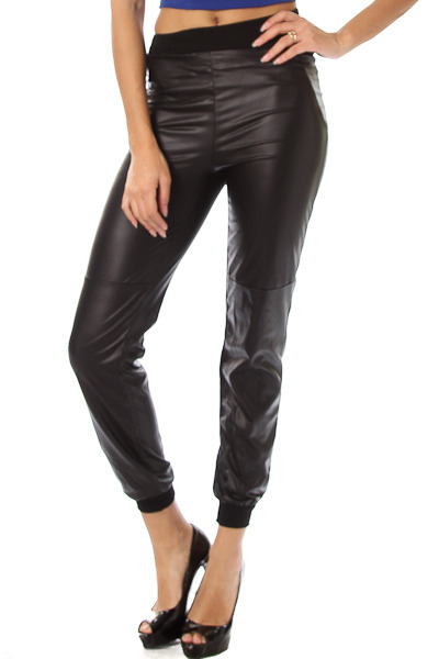 Perfect lady black jogger pants · trendyish · online store powered by storenvy