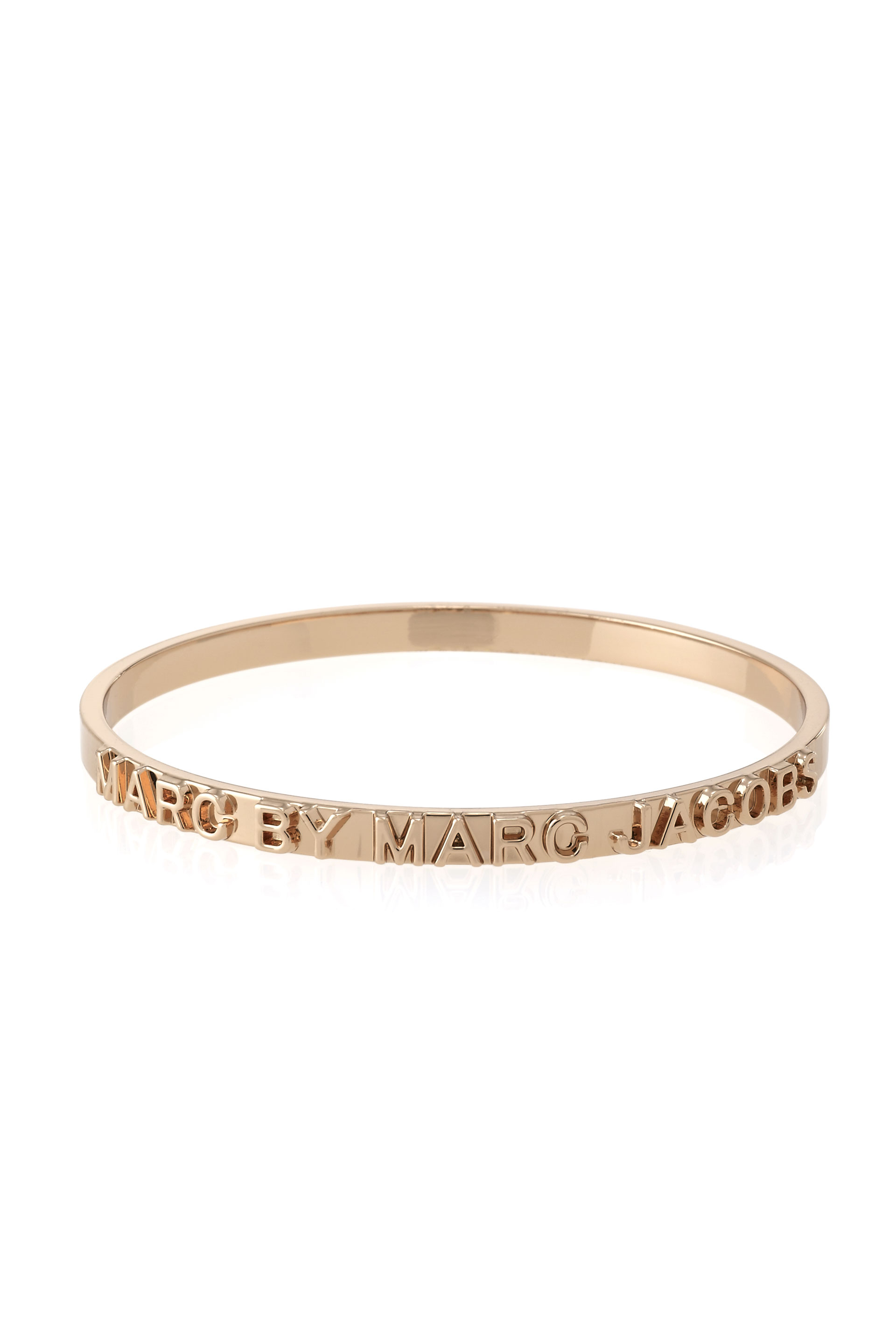 Letterpress Bangle - Marc by Marc Jacobs - Shop marcjacobs.com - Marc Jacobs