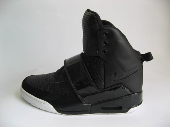 shoes sneakers sneakers high high air yeezy
