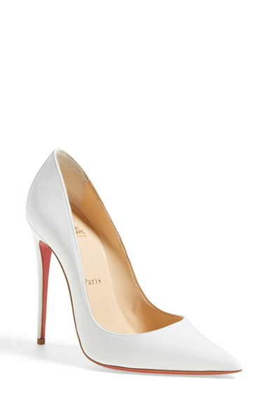 separation shoes 20a5e 87979 Christian Louboutin 'So Kate' Pointy Toe Pump | Nordstrom