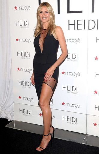 dress asymmetrical asymmetrical dress prom dress heidi klum sandals sandal heels plunge dress sexy dress bodycon dress