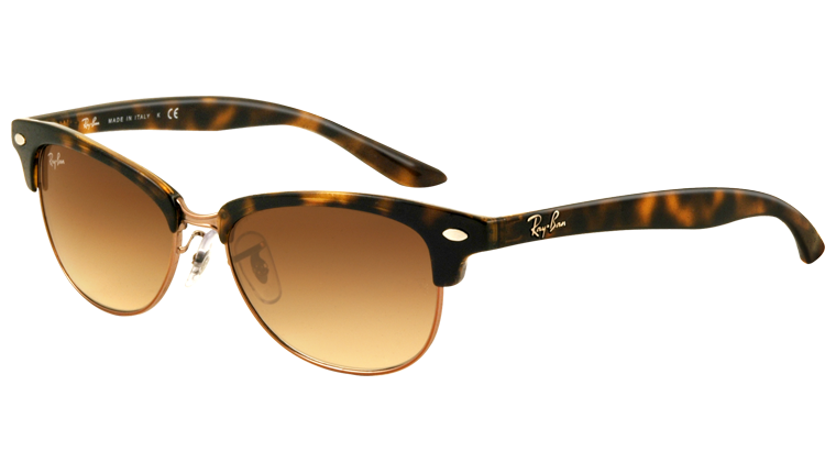 Ray-Ban Sunglasses - Collection Sun - RB4132 - 710/51 - CATHY CLUBMASTER | Official Ray-Ban Web Site - Germany