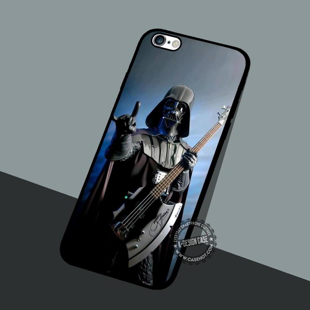 Darth Vader Rock - iPhone 8  7 6s SE Cases & Covers