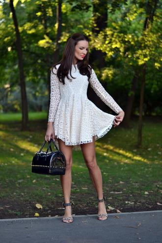 bag shoes blogger my silk fairytale