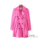 dress,mustard,it girl shop,coat,single breasted trench coat