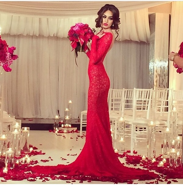 dress red long lace prom long prom dress long prom dress replace matric dance red lace dress matric dance dress backless prom dress