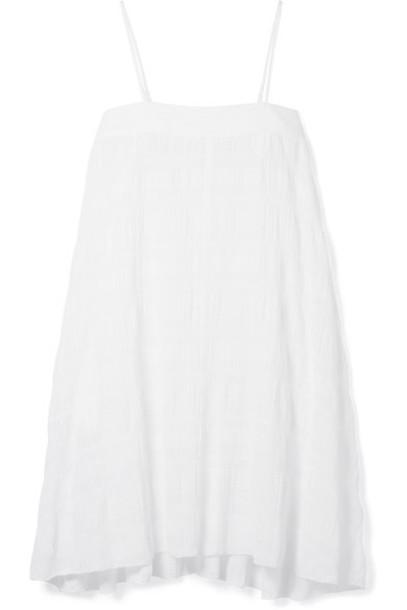 Skin white cotton underwear