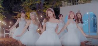 dress white white dress cute cute dress korean fashion korean style korean dress k-pop kawaii kawaii dress soft short dress short asian asian fashion tulle skirt tulle dress tutu dress tutu girly girly dress vintage