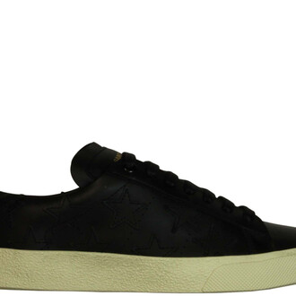 classic sneakers black stars shoes