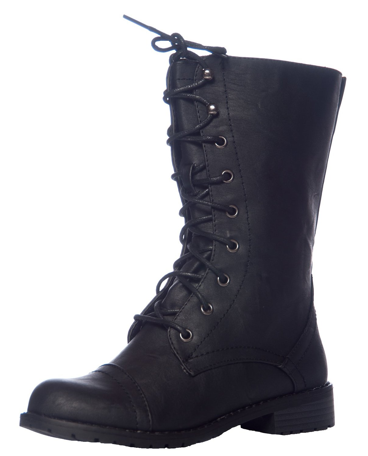 Amazon.com: Lug 11 Womens Military Lace up Combat Boot: Clothing
