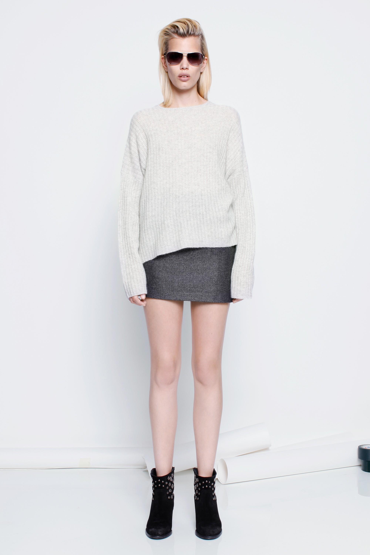 Sweater markus pointelle c