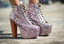jeffrey campbell glitter | eBay