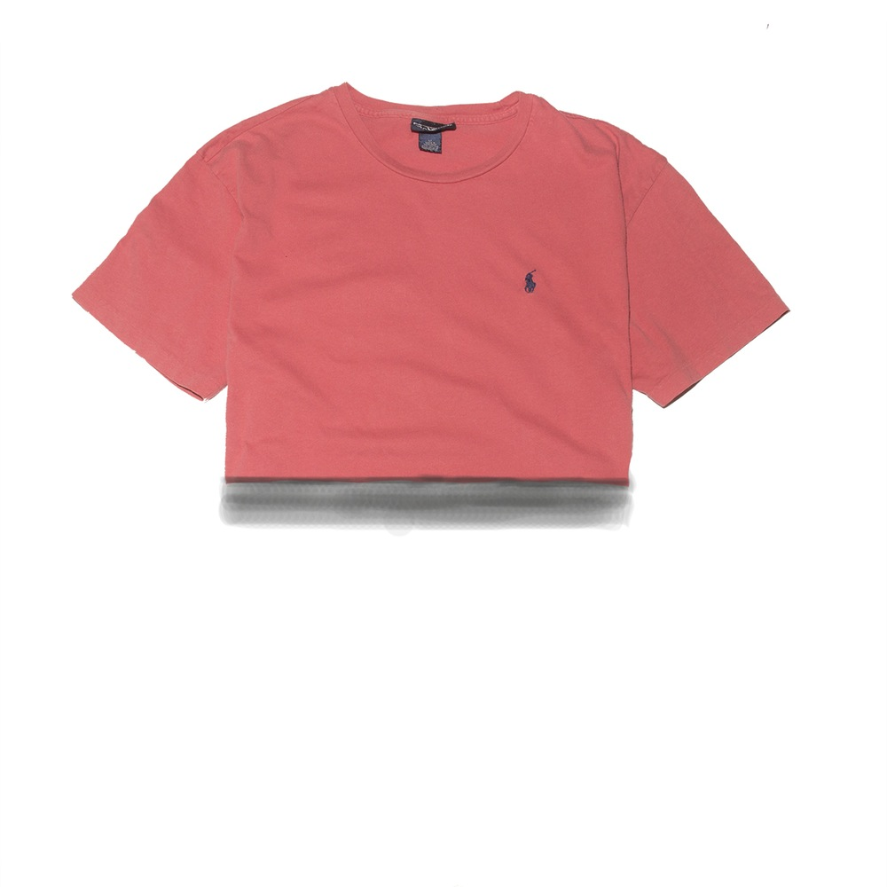 Polo Ralph Lauren Crop Top Tee