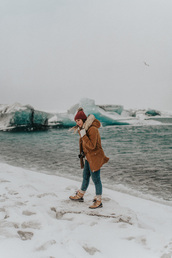 wish wish wish,blogger,coat,sweater,jeans,shoes,beanie,winter outfits