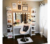 home accessory,desk,mirror,shelving,makeup table