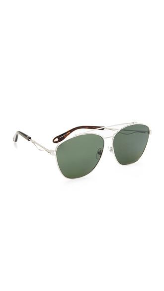 sunglasses aviator sunglasses green