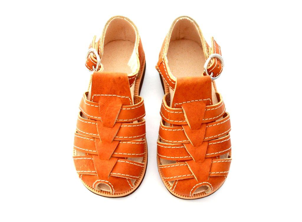 Baby/Toddler/Child - Leather Sandals {Masaya} - Adelisa & Co.