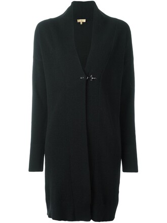 cardigan long cardigan long women black wool sweater