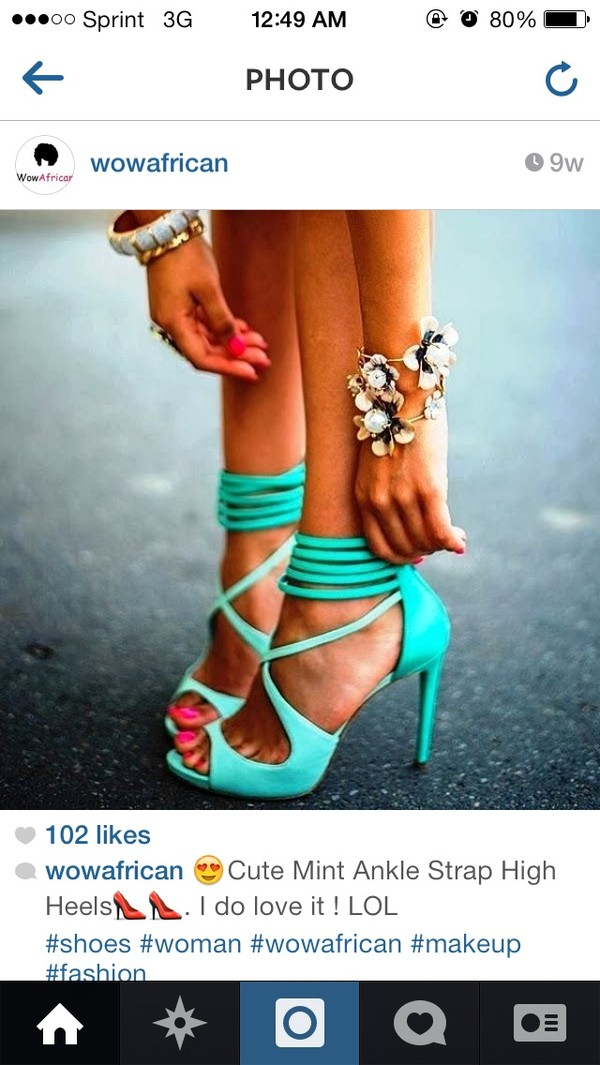 shoes pumps blue green turquoise high heels sparkle strappy heels jewelry bracelets jewels