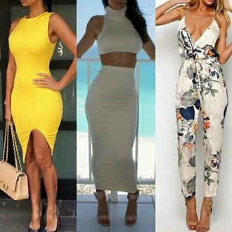 dress bodycon dress midi skirt party dress