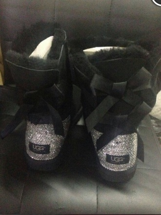boots ugg ugg boots boots crystal quartz bling