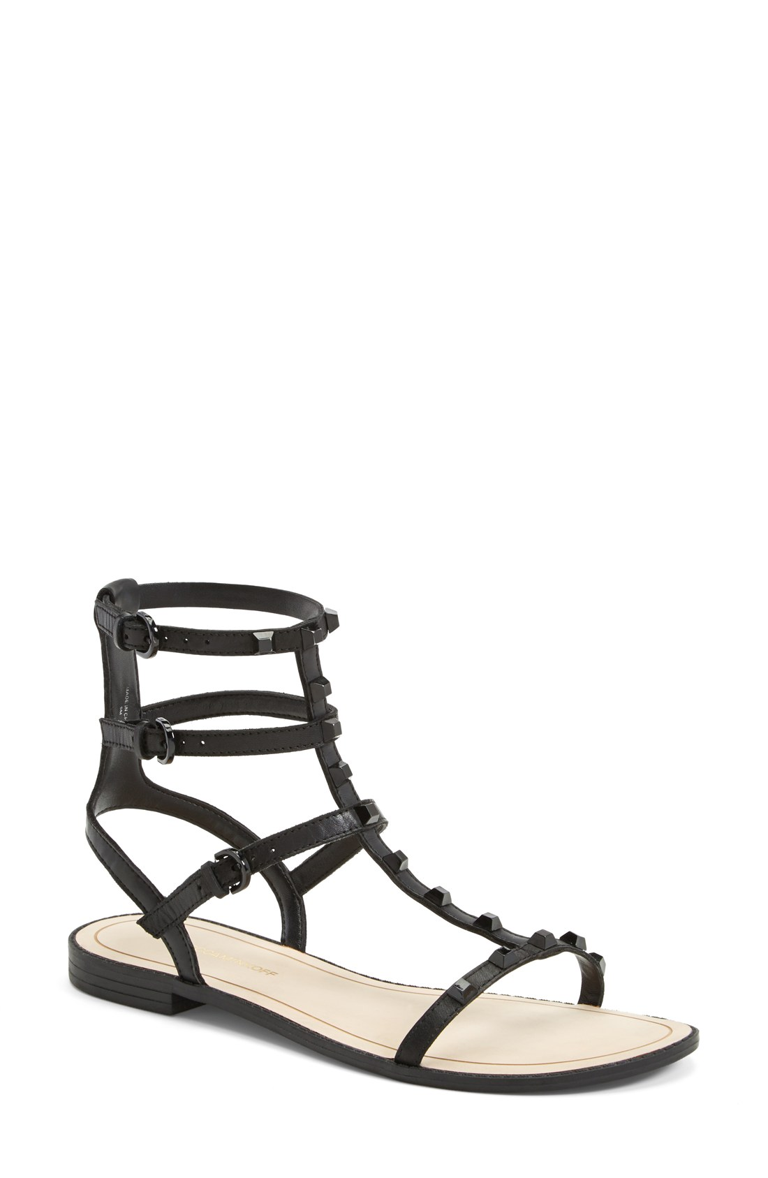 7f4896f5d Rebecca Minkoff 'Georgina' Studded Leather Sandal (Women) | Nordstrom