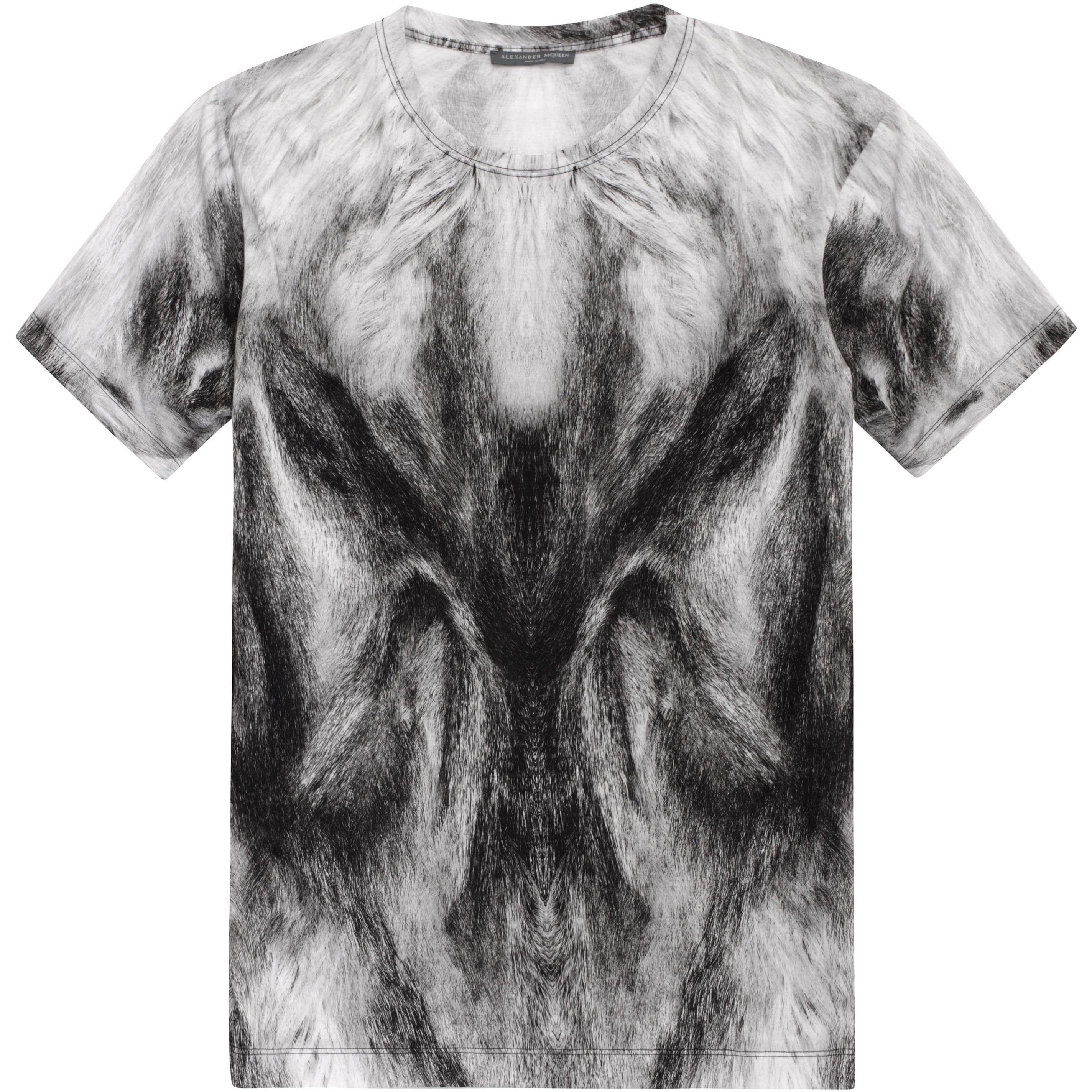 Women T-shirt & tank - Women Tops & knitwear on ALEXANDER MCQUEEN Online Store