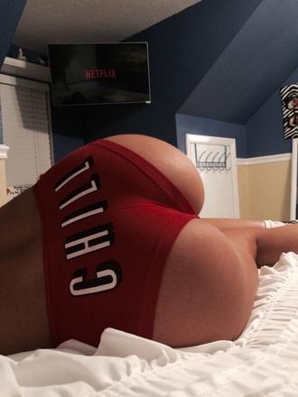 underwear netflix cotton latex netflix and chill underwear netflix underwear netflix panties panties red white black red underwear forgotten cotton