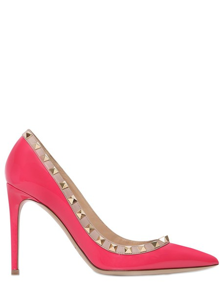 Valentino pumps leather shoes
