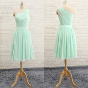 dress,prom,prom dress,mint,mint dress,one shoulder,one shoulder dress,love,lovely,pretty,cute,cute dress,midi,midi dress,sexy,sexy dress,fashion,trendy,style,stylish,fashionista,girly,special occasion dress,bridesmaid,fashion vibe,amazing,fabulous,wow,cool,sweet