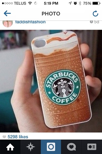 phone cover starbucks coffee iphone 4s