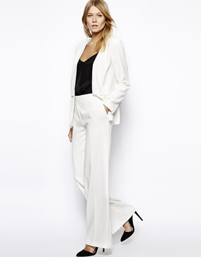ASOS | ASOS Trousers in Relaxed Wide Leg at ASOS