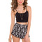 Queen of the ages pom pom shorts