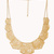 Elegant Cutout Bib Necklace | FOREVER21 - 1000108191