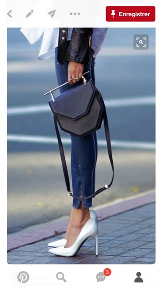 bag shoulder bag black bag