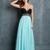 Deep Sweetheart Empire Beadings A-line Chiffon Prom Dress PD11385