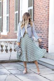 suburban faux-pas,blogger,jacket,t-shirt,skirt,sunglasses,jewels,bag,shoes,pleated skirt,midi skirt,spring outfits,sandals