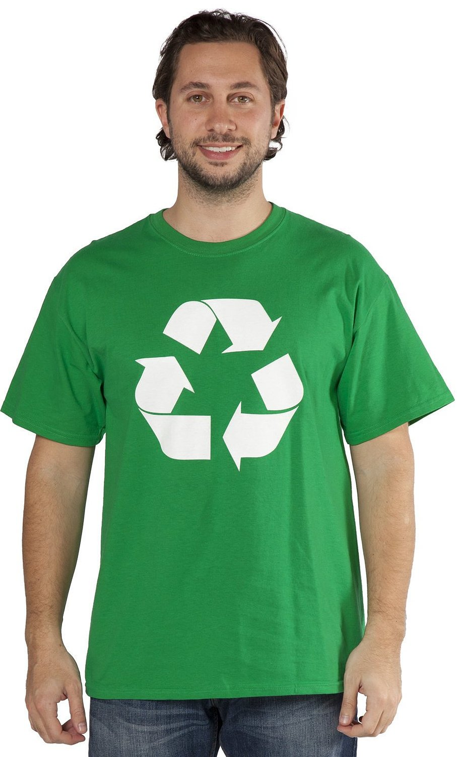 Amazon.com: Big Bang Theory Leonard Recycle Symbol Men's T-Shirt: Movie And Tv Fan T Shirts: Clothing