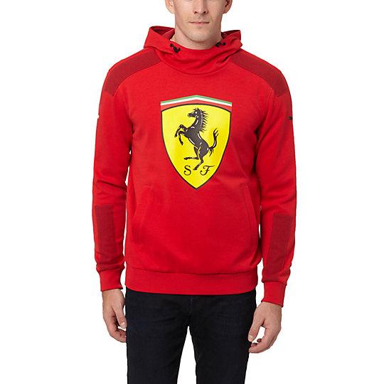 Ferrari Big Shield Hoodie Buy It Www Puma Com