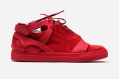 shoes,erik bjerkesjo,premium suede,red,sneakers,del toro,mens shoes,for man,huarache,cross trainers,red sneakers,custom shoes,leather