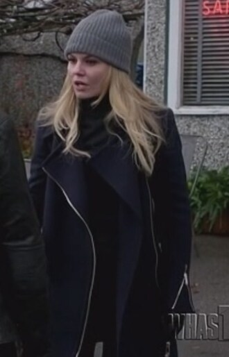 coat zip emma swan jennifer morrison once upon a time show