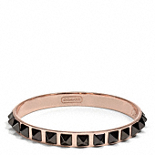 Coach :: PYRAMID SPIKE BANGLE