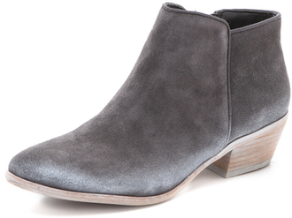 shoes grey suede ankle boots sam edelman boho grey boots suede boots