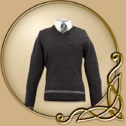 Costume -Harry Potter - Slytherin Uniform Sweater  - TheVikingStore.co.uk